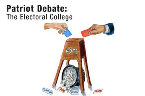 Thesis statements about electoral college
